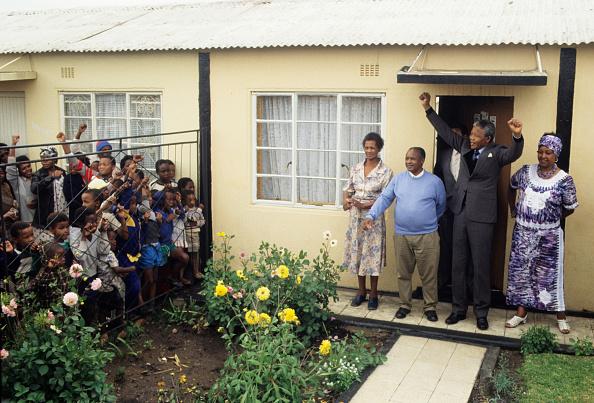 Releasing「Nelson Mandela」:写真・画像(19)[壁紙.com]