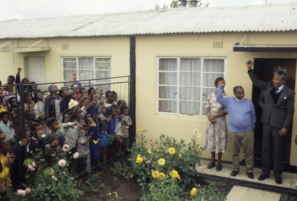 Releasing「Nelson Mandela」:写真・画像(7)[壁紙.com]