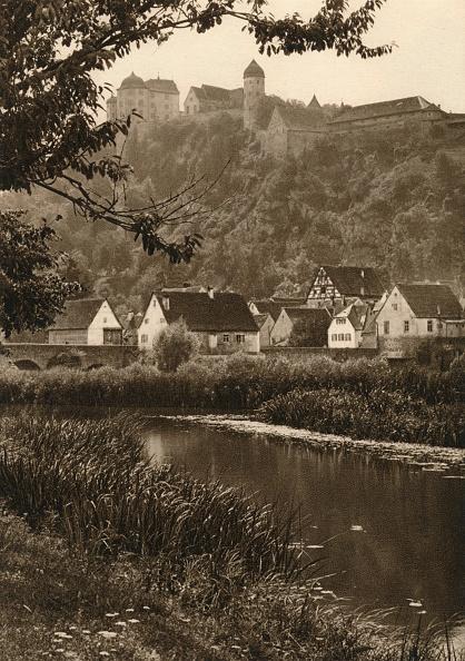 Water's Edge「Harburg a. d. Wornitz, 1931」:写真・画像(4)[壁紙.com]