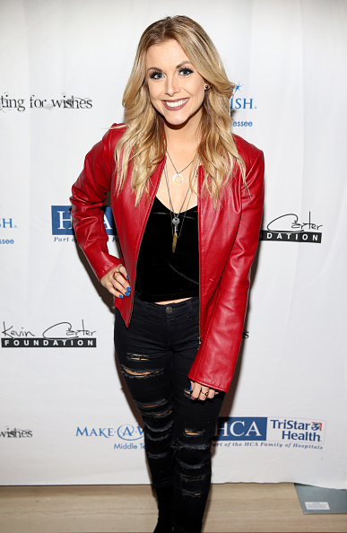 Leather Jacket「16th Annual Waiting for Wishes Celebrity Dinner Hosted by Kevin Carter & Jay DeMarcus」:写真・画像(9)[壁紙.com]