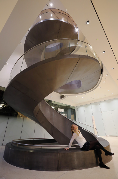Steps「Helical Staircase Unveiled At The Wellcome Collection」:写真・画像(17)[壁紙.com]