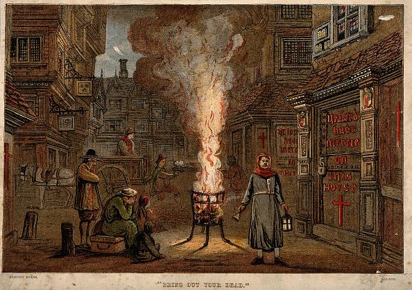 Bubonic Plague「Great Plague In London」:写真・画像(3)[壁紙.com]