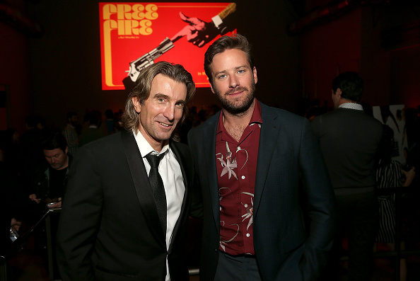 Armie Hammer「Premiere Of A24's 'Free Fire' - After Party」:写真・画像(18)[壁紙.com]