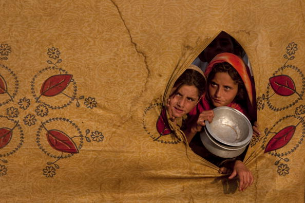 Pakistan「Internally Displaced Face Harsh Conditions In Relief Camps」:写真・画像(3)[壁紙.com]