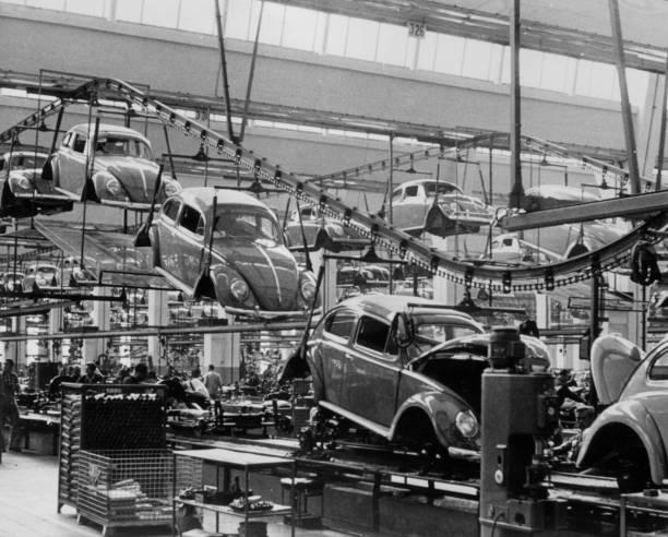 Volkswagen Factory:ニュース(壁紙.com)