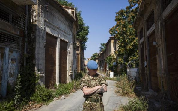Republic Of Cyprus「UN Patrol The Protected Buffer Zone」:写真・画像(13)[壁紙.com]