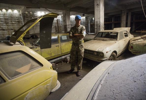 Republic Of Cyprus「UN Patrol The Protected Buffer Zone」:写真・画像(19)[壁紙.com]