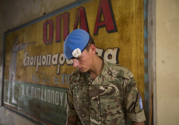 Republic Of Cyprus「UN Patrol The Protected Buffer Zone」:写真・画像(12)[壁紙.com]
