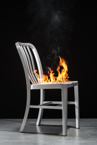 Interrogation「Hot Seat」:スマホ壁紙(12)