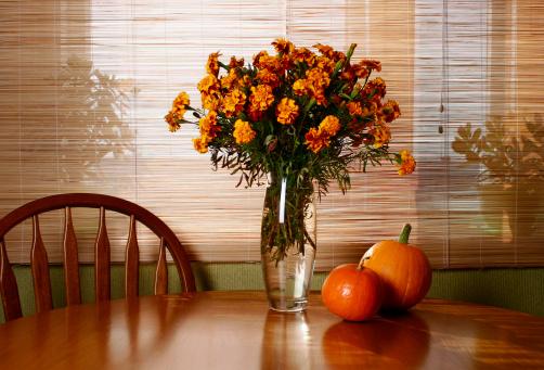 ハロウィン かぼちゃ「秋の構成」:スマホ壁紙(17)