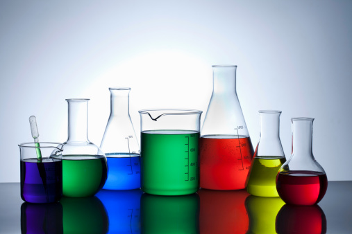 Miami Beach「Test tubes in a laboratory」:スマホ壁紙(7)