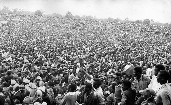 Nairobi「Kenyan Crowd」:写真・画像(15)[壁紙.com]