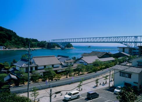 ビーチ「Kamagari Bridge, Kure, Hiroshima, Japan」:スマホ壁紙(17)