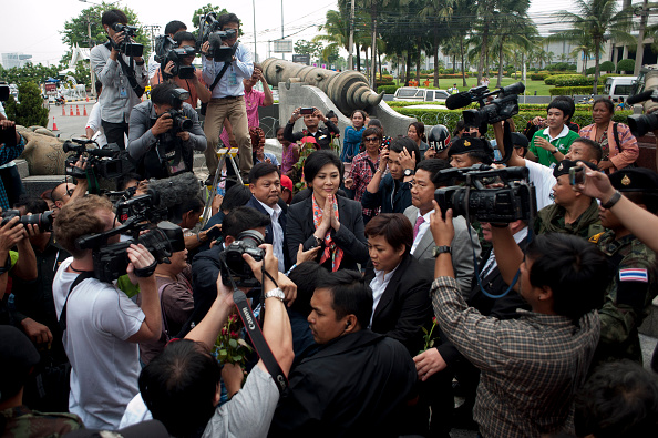 Tradition「Court Orders Thai PM Yingluck Shinawatra To Step Down From Office」:写真・画像(11)[壁紙.com]