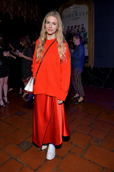 """Brit Marling「Sundance Institute Presents """"The Farewell"""" LA Premiere Hosted By Acura Honoring Lulu Wang With The 2019 Vanguard Award」:写真・画像(1)[壁紙.com]"""