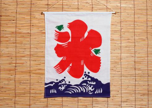 かき氷「Ice Flag」:スマホ壁紙(16)