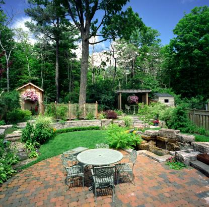 Ornamental Garden「Backyard Garden」:スマホ壁紙(9)