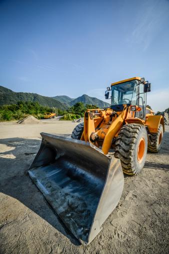 Road Construction「Excavator」:スマホ壁紙(10)