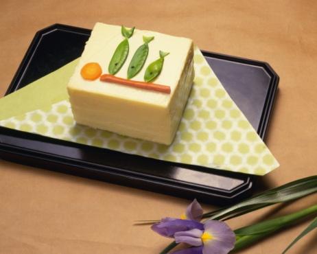 こどもの日「Carp Streamer Sandwich, High Angle View」:スマホ壁紙(0)