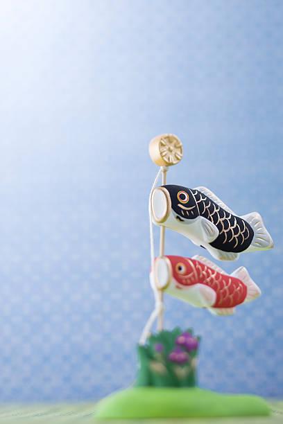 Carp streamer's ornament:スマホ壁紙(壁紙.com)