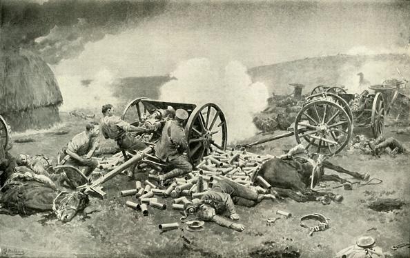 Power Supply「A Heroic Deed Of The Royal Horse Artillery Near Compiègne」:写真・画像(17)[壁紙.com]