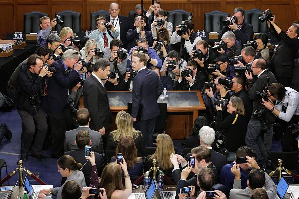 Hart Senate Office Building「Facebook CEO Mark Zuckerberg Testifies At Joint Senate Commerce/Judiciary Hearing」:写真・画像(16)[壁紙.com]