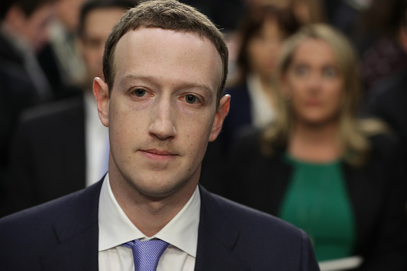 Chip Somodevilla「Facebook CEO Mark Zuckerberg Testifies At Joint Senate Commerce/Judiciary Hearing」:写真・画像(12)[壁紙.com]