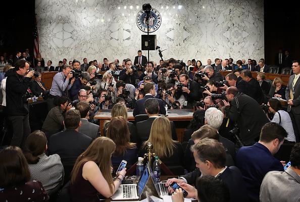 Court Hearing「Facebook CEO Mark Zuckerberg Testifies At Joint Senate Commerce/Judiciary Hearing」:写真・画像(9)[壁紙.com]
