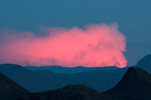 地質構造「バゥルザルブンガから Leirhnjúkur、アイスランドます。」:スマホ壁紙(18)