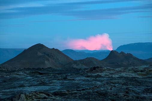 Tectonic「Bardarbunga from Leirhnjúkur, Iceland.」:スマホ壁紙(15)
