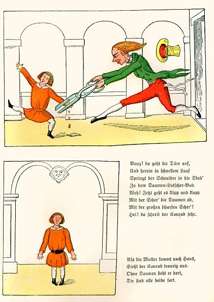 Sucking「Der Struwwelpeter by Dr. Heinrich Hoffmann」:写真・画像(18)[壁紙.com]