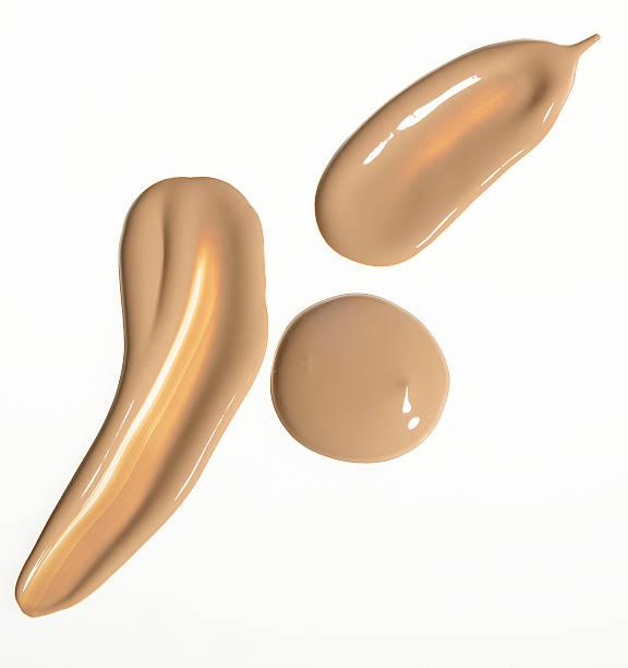 Blob of beige foundation:スマホ壁紙(壁紙.com)