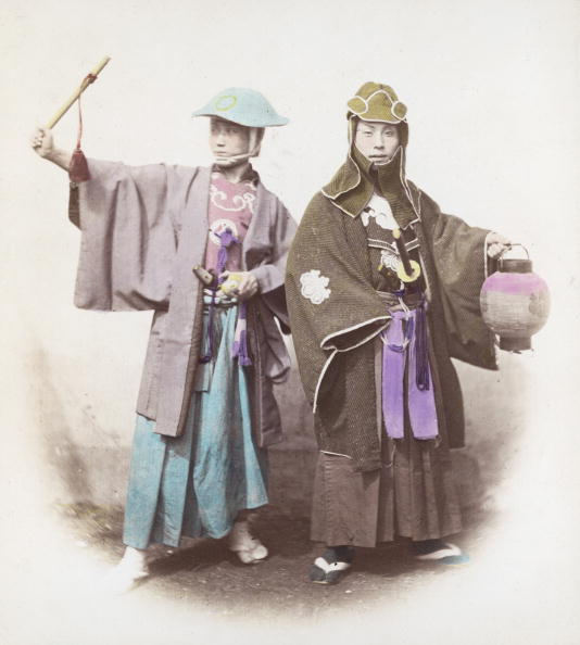 戦国武将「Samurai Firemen」:写真・画像(0)[壁紙.com]