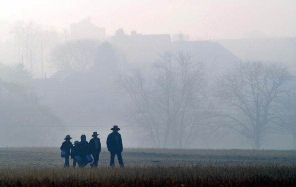 Pennsylvania「Months After Tragedy, Amish Children Get New Schoolhouse」:写真・画像(12)[壁紙.com]