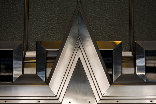 Avenue「Detail Chrysler Building」:スマホ壁紙(10)