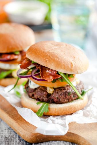 Hamburger「Homemade hamburgers」:スマホ壁紙(5)
