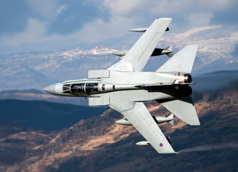 RAF「Tornado GR4 of the Royal Air Force.」:スマホ壁紙(10)