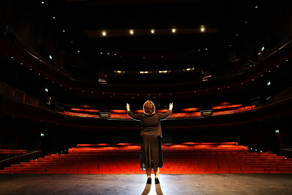 劇場「First View Of Interior Of New Marlowe Theatre In Canterbury」:写真・画像(16)[壁紙.com]