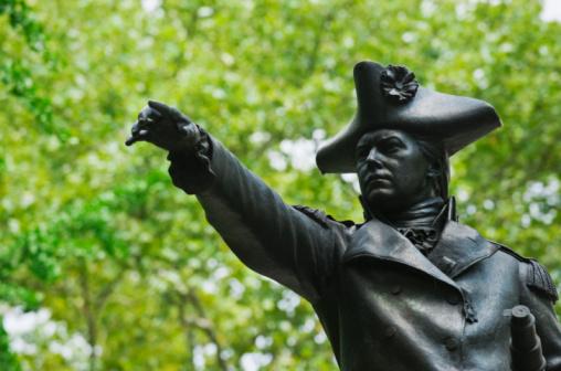 Pennsylvania「Statue of Commodore Barry」:スマホ壁紙(0)