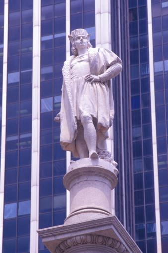 """Christopher Columbus - Explorer「""""Statue of Christopher Columbus, New York, NY""""」:スマホ壁紙(15)"""
