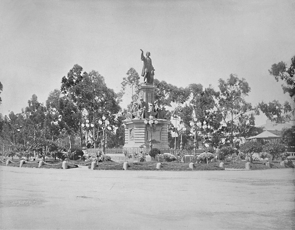 1877「Statue Of Columbus On The Paseo」:写真・画像(16)[壁紙.com]