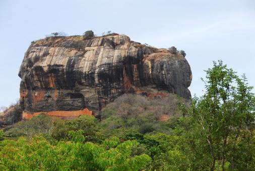 Sri Lanka「Sigiriya's Rock」:スマホ壁紙(6)