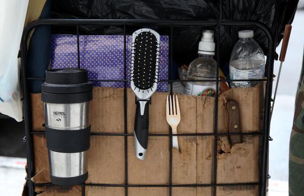 Homelessness「San Francisco Battles With Homelessness Problem」:写真・画像(7)[壁紙.com]