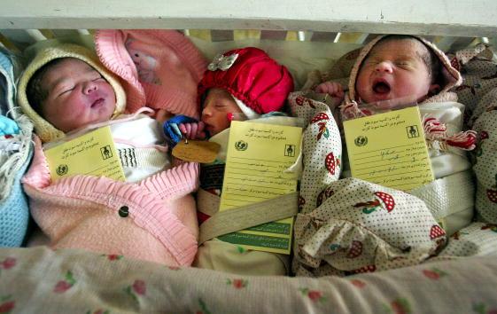 Kabul「High Infant Mortality Rate In Afghanistan」:写真・画像(3)[壁紙.com]