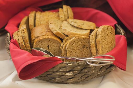 Buffet「Slices of bread in a basket」:スマホ壁紙(17)