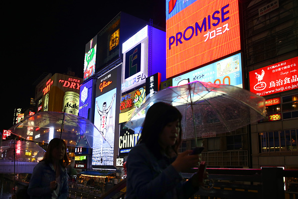 大阪府「Dotonbori Night Life In Osaka」:写真・画像(16)[壁紙.com]