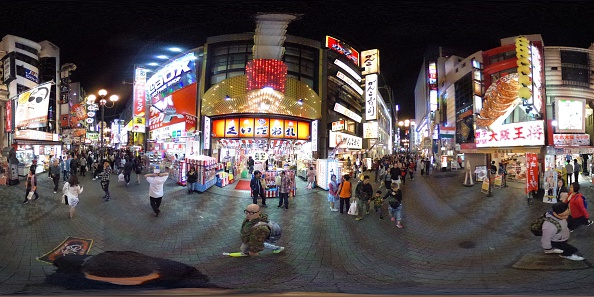 大阪府「Dotonbori Night Life In Osaka」:写真・画像(10)[壁紙.com]