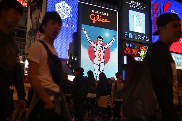 大阪府「Dotonbori Night Life In Osaka」:写真・画像(3)[壁紙.com]