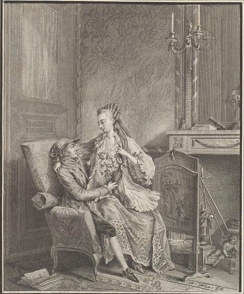 Mantelpiece「La Matinée (Lheureuse Union),」:写真・画像(7)[壁紙.com]