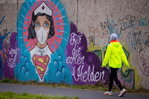 Street「Coronavirus Inspires World Street Art」:写真・画像(4)[壁紙.com]
